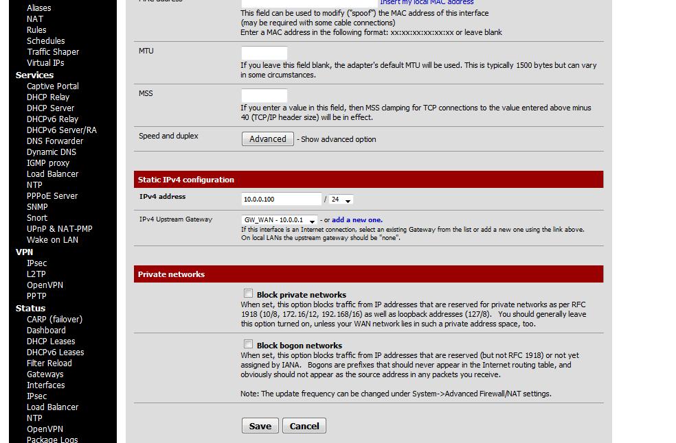 "pfSense: ""Unable to check for updates"" | nanoscopic"
